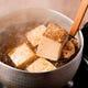 じっくり煮込んだ「肉豆腐」
