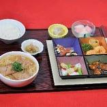 奈良県産食材を幅広く取りそろえた【大和のごちそうセットA】