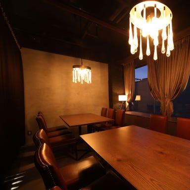 GRILL DINING&WINE 金山テラス 店内の画像