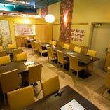 テーブル席個室(10~26名様)