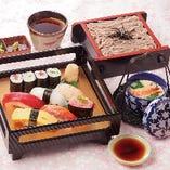 ランチ限定☆ 定番!「寿司ランチ」