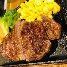 沖縄からやってきたステーキ!