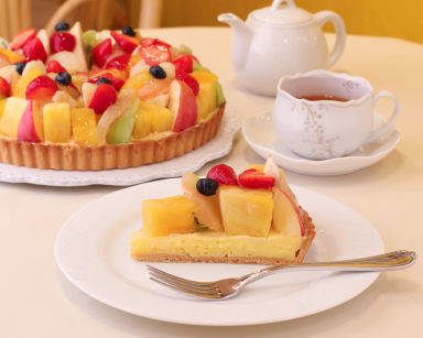 Delices tarte&cafe 天王寺Mio店 メニューの画像