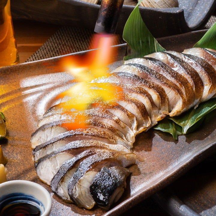 東北産の魚介類を満喫!