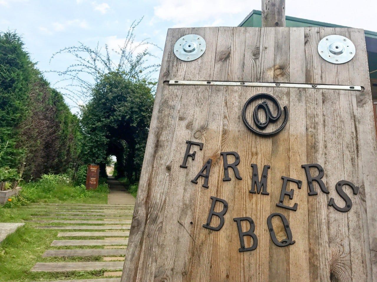 FARMERS BBQ 柏の葉