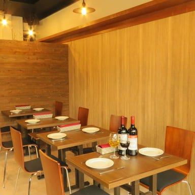 肉バル&ハンバーグ Nine  店内の画像