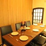 【完全個室完備】綺麗な店内で宴会をお楽しみください!