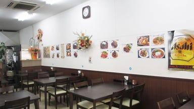 肉食堂 よかよか  店内の画像