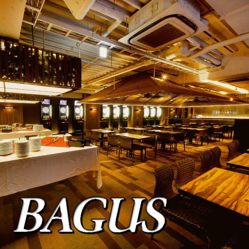 BAGUS 新橋
