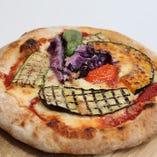 農園風野菜のピッツアオルトナーラ