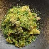 茶美豚と野菜のビアンコラグーたっぷり香草パン粉