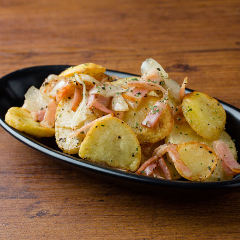 ジャーマンポテト/Fried German Potatoes
