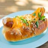 シュマッツドッグ(チーズ) ※フライドポテト付き