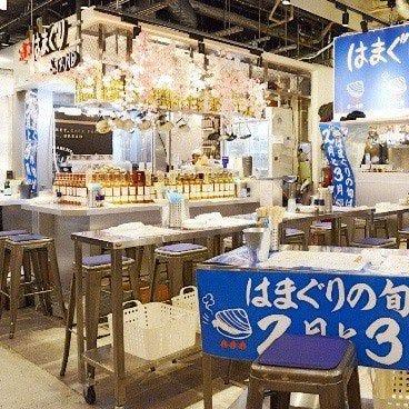 焼はまぐりstand LINKS UMEDA‐梅田店‐  店内の画像