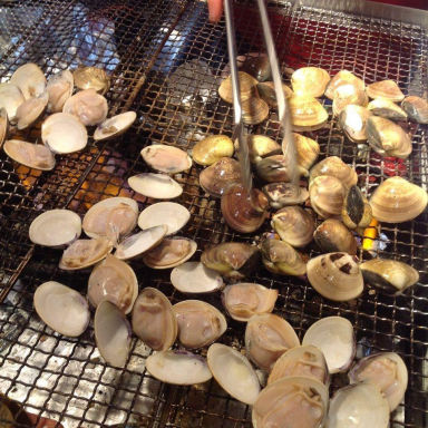 焼はまぐりstand LINKS UMEDA‐梅田店‐  メニューの画像