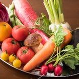 有機無農薬野菜【日本各地】