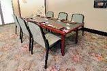 完全個室【梅の間】:テーブル席【2~8人】
