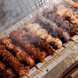 日向地鶏もも肉を始め、国産地鶏のみを使用した料理【宮崎県】