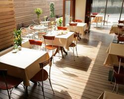 【1階カフェ/ディナー専用】席のみ予約