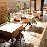 ◆1F カフェスペース