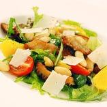 トリッパのサラダ