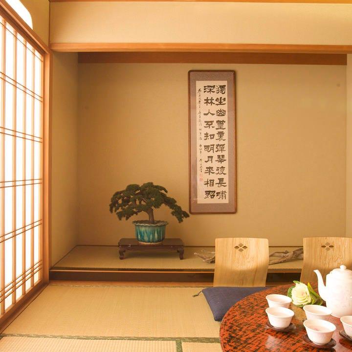 和洋様々な雰囲気の個室をご用意