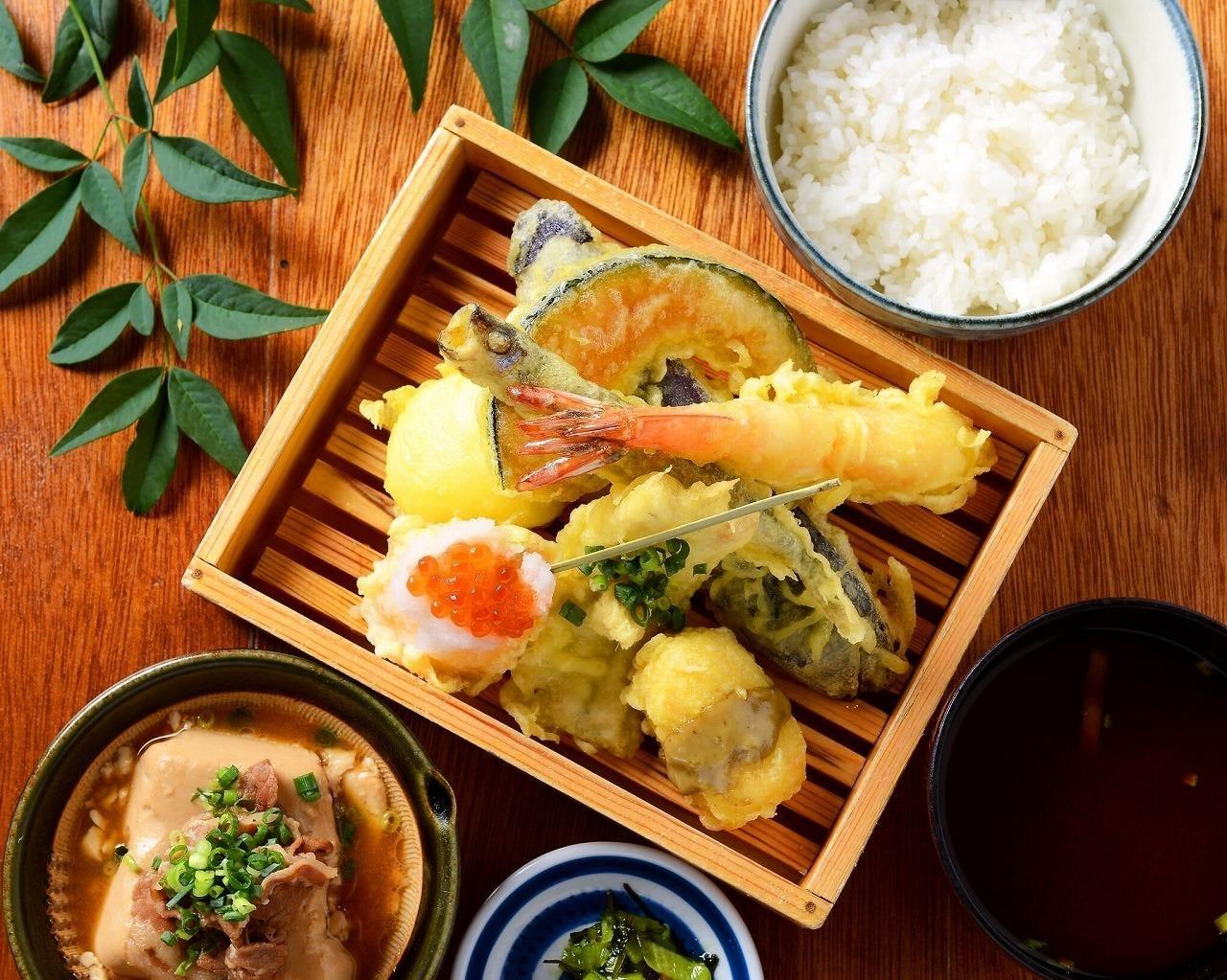 天ぷら食堂KITSUNE 浄心店