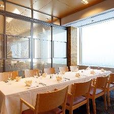 企業パーティや会食に最適な個室