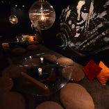 [絨毯個室完備] ママ会や合コン、女子会にぴったりのRelax空間
