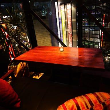 kawara CAFE&DINING 渋谷文化村通り店 店内の画像