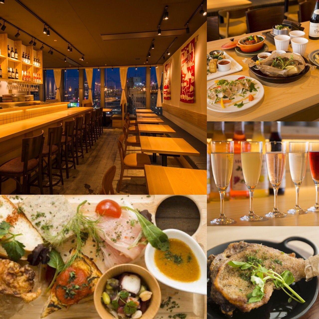 鶏食堂バル TORIICHI ートリイチー ミント神戸店