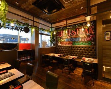 グリルレストラン&カフェバー PACHO(パチョ) 店内の画像