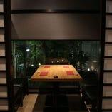 【銀座/接待/個室】重厚感あふれる上質な個室で接待や会食などに