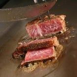 今話題の「熟成肉」は専用熟成庫40日熟成!グループ一頭買いです