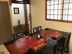 日本料理 もち月 一味庵