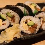 かど家の上巻き寿司