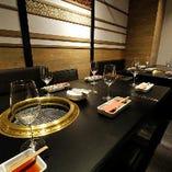 ~11名様の半個室有◎ご接待・会食・各種ご宴会に最適です