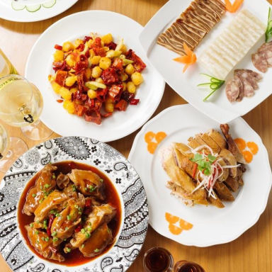 完全個室×中華食べ放題 北海飯店 栃木店 コースの画像