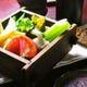 豚味噌&海老味噌、自家製の味噌も人気の一品。お野菜とどうぞ。