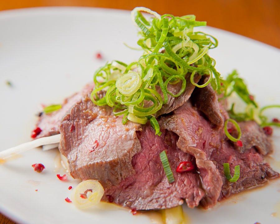 希少・絶品【1日3食限定】鹿肉ステーキ