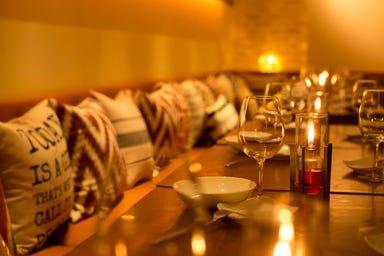 イタリアン & スペイン料理 銀座 ZION 店内の画像