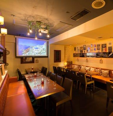 イタリアン & スペイン料理 銀座 ZION メニューの画像
