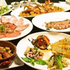イタリアン & スペイン料理 銀座 ZION