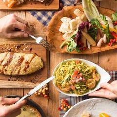イタリアン & スペイン料理 银座 ZION