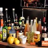 飲み放題プランは充実の3プランをご用意!