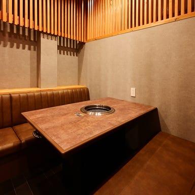 日進竹の山 個室焼肉 鉢屋  店内の画像
