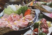 ◆旬のお刺身や季節の特製鍋など四季折々の絶品料理に舌鼓『夏のおまかせコース』4,000円~[全9品]