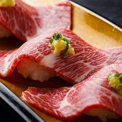 完全個室居酒屋 牛タン&肉寿司食べ放題 奥羽本荘 池袋店  コースの画像