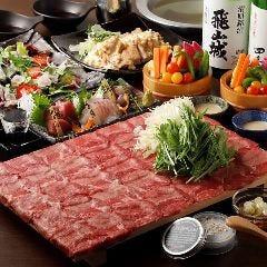 完全個室居酒屋 牛タン&肉寿司食べ放題 奥羽本荘 池袋店