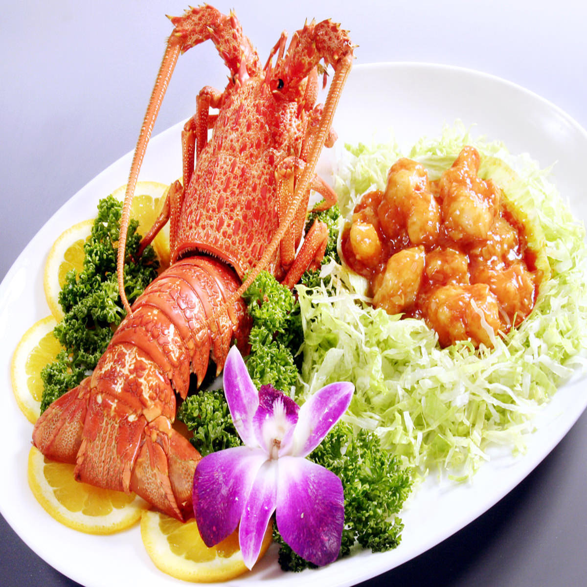 海鮮食材など高級食材を使用